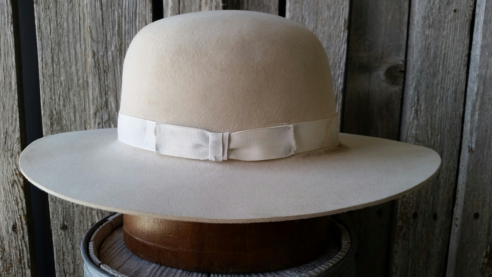 The First Cowboy Hat. Boss Of The Plains. Categories  Uncategorized fbdbe5a49d95