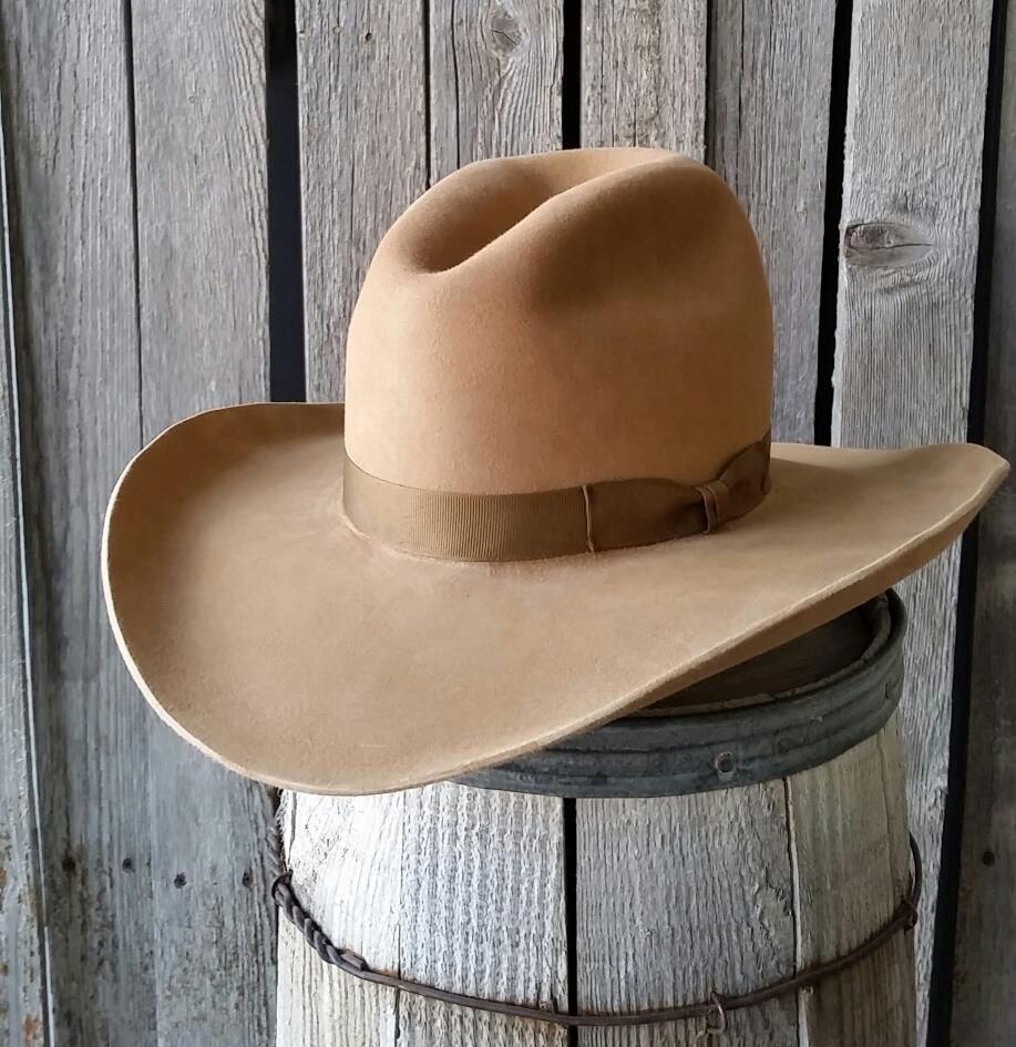 530517ddeed Gus style buckaroo staker hats jpg 917x945 Different styles of cowboy hats