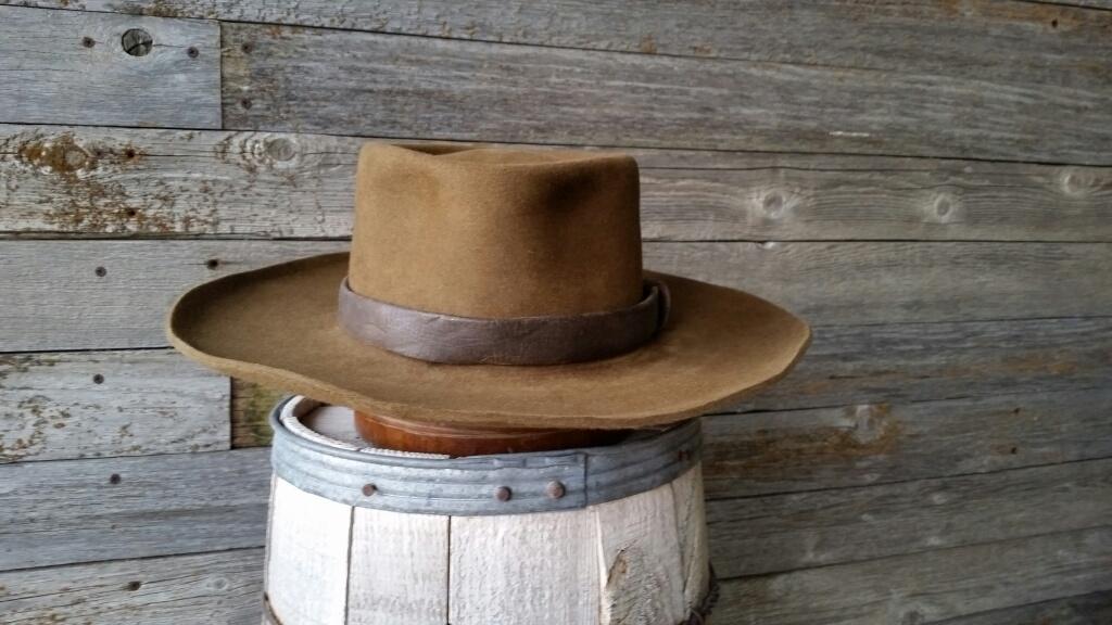 1b77c8dc34c77 Western Movie Hats in Utah - Staker Hats