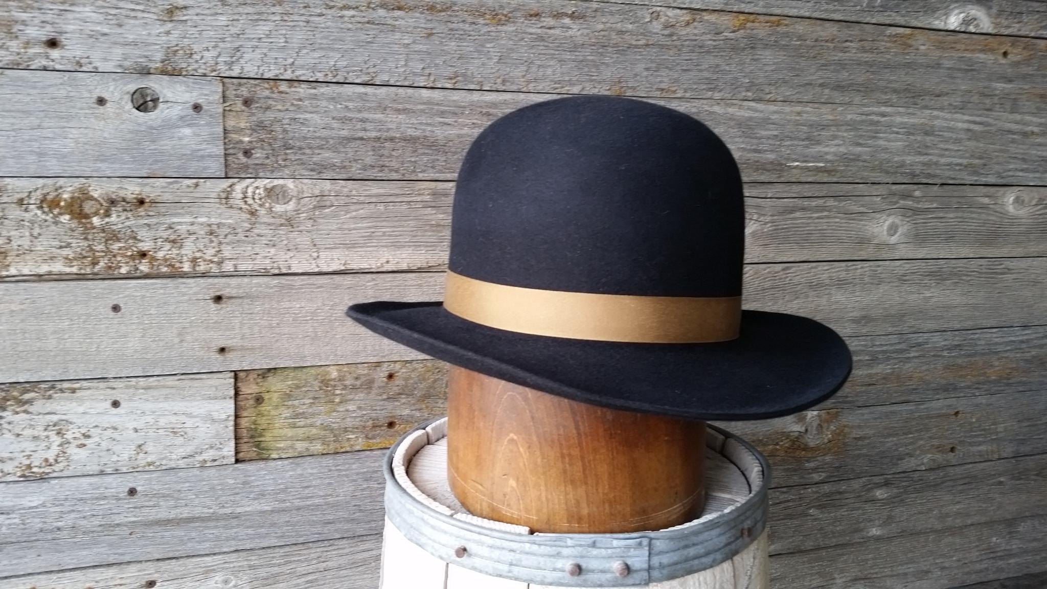 fde727d29864d Bowler hat - Staker Hats