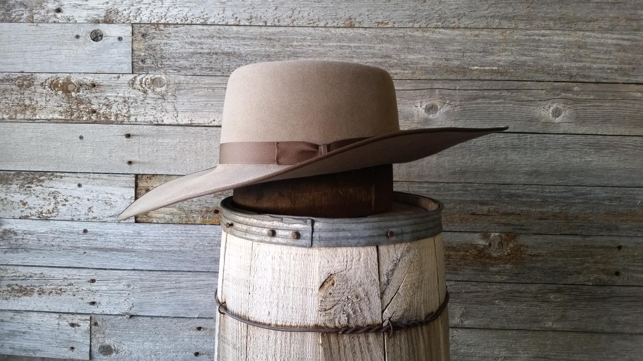 Cowboy Hats In Ogden Utah - Staker Hats