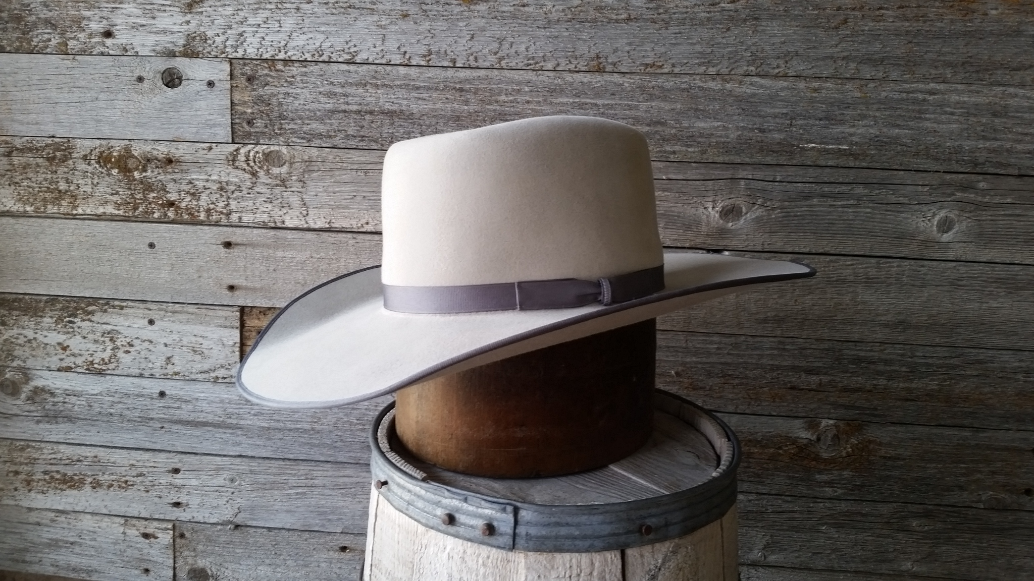 968c914642ef9 Custom Cowboy Hats - Staker Hats