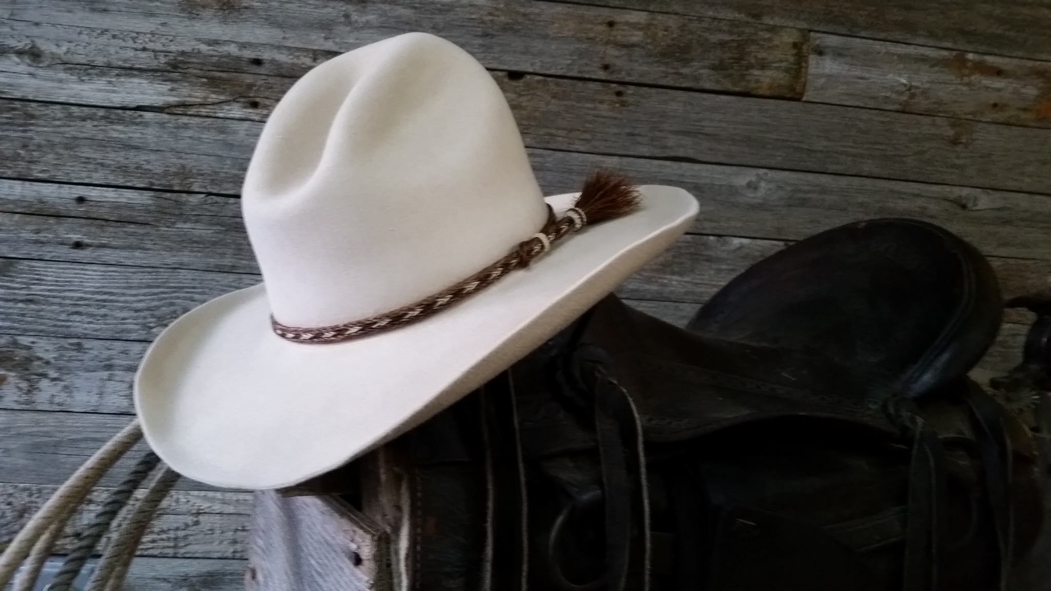 0734f8133 Gus Style Custom Cowboy Hats - Staker Hats