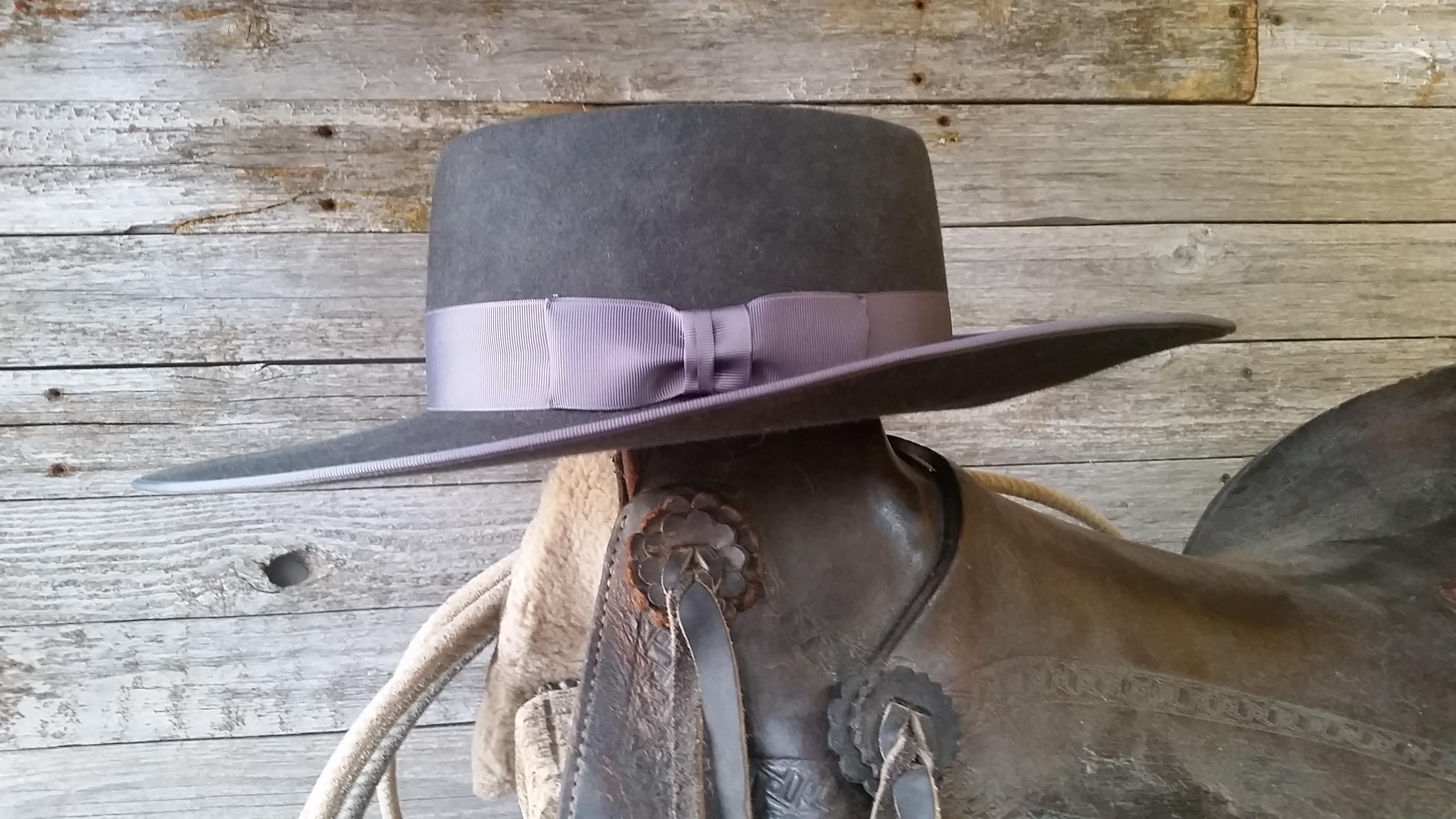 Hat Shaping in Ogden Utah - Staker Hats