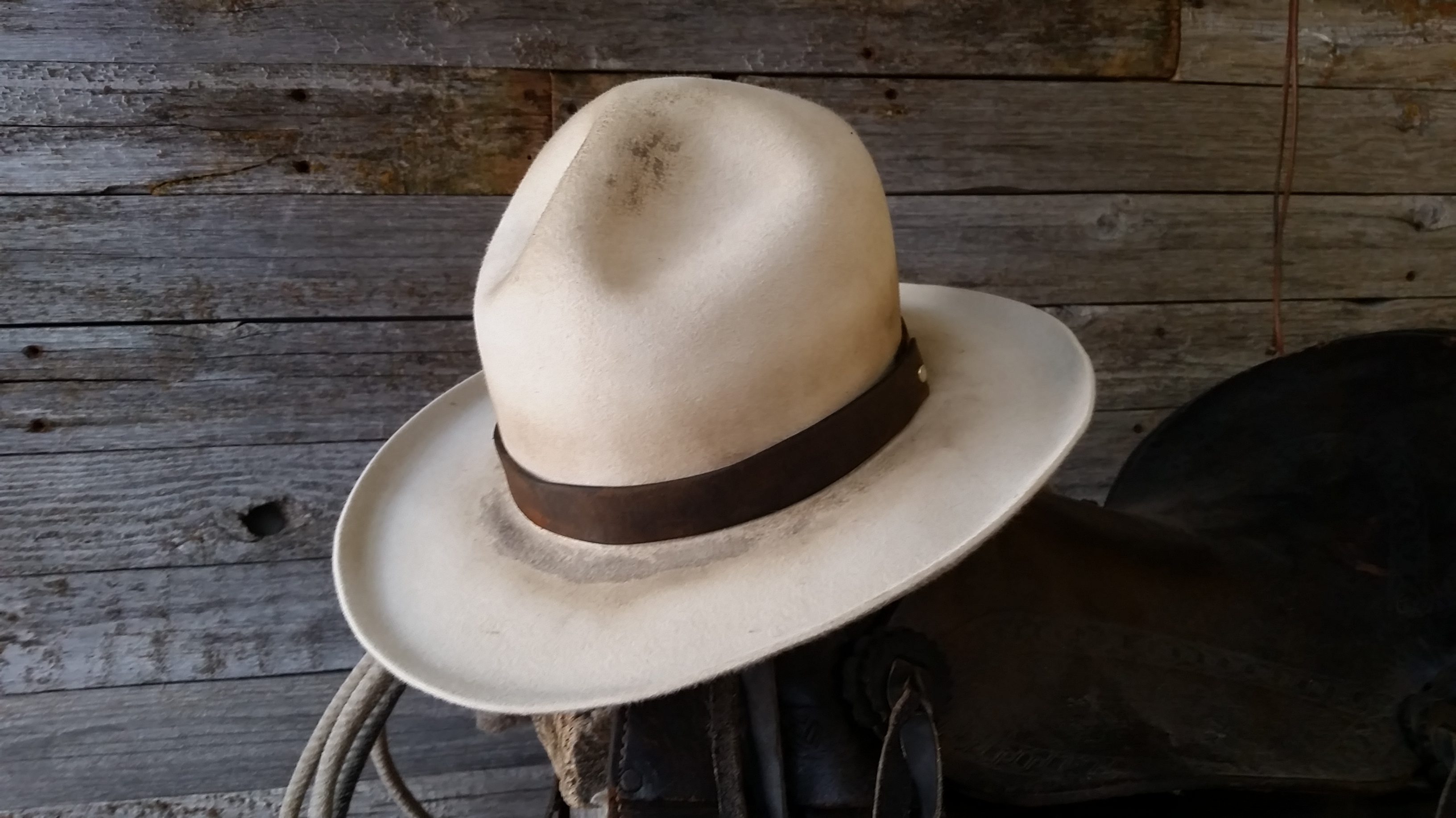 9d311b516 Old Western Cowboy Hats Made In The West - Staker Hats