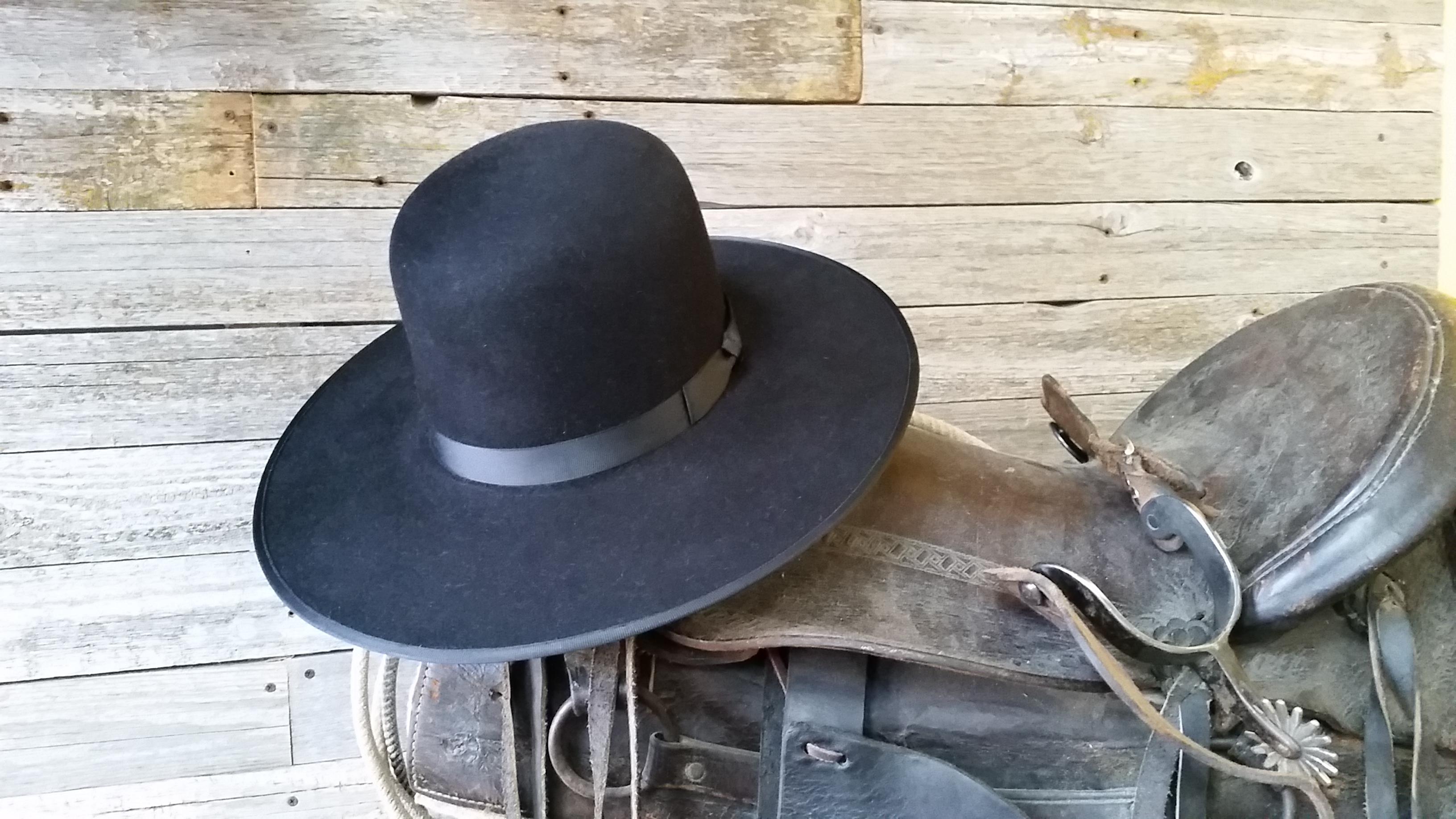 Wyatt Earp Hat - Staker Hats