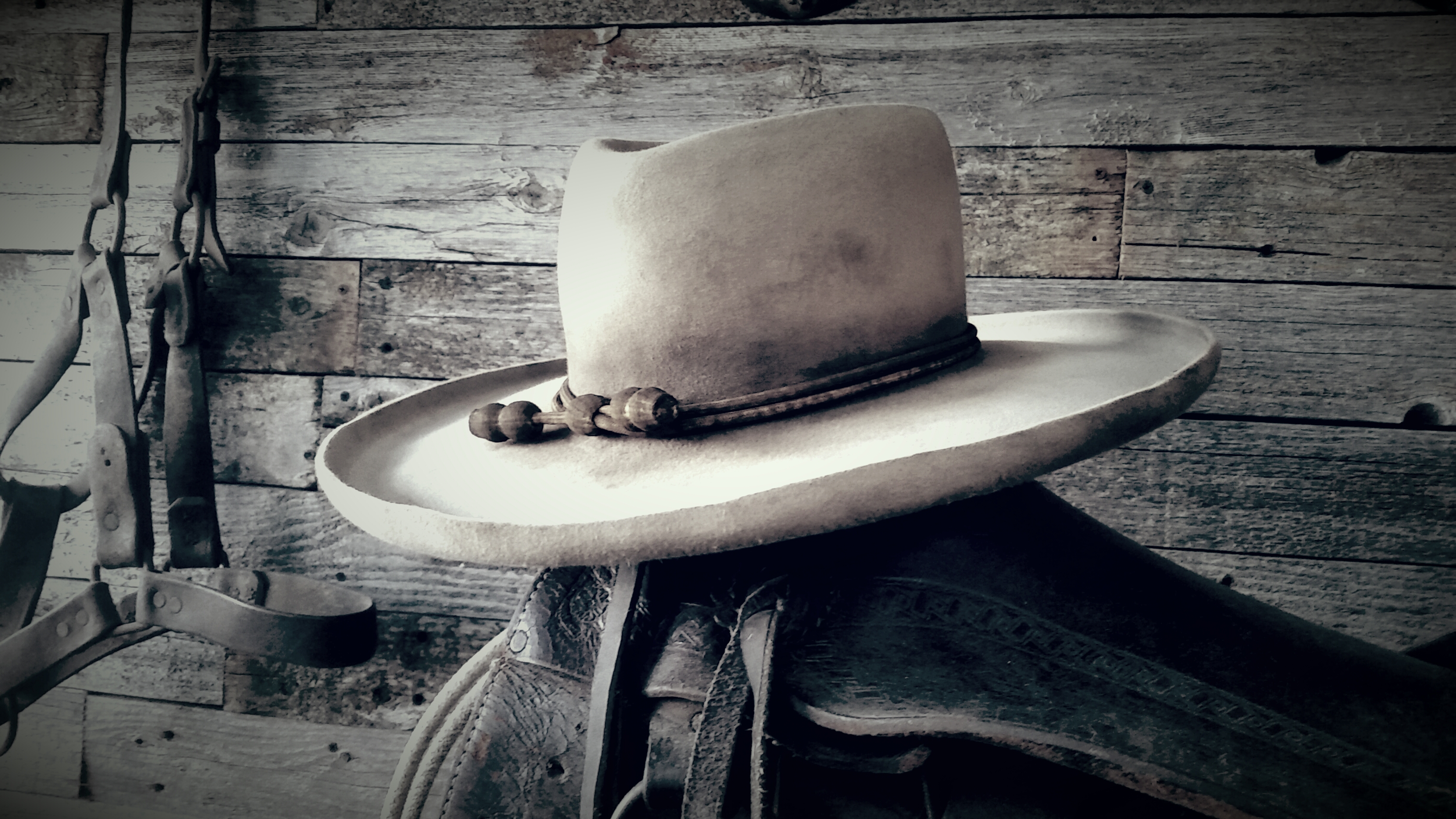 ... can get an Outlaw Josey Wales Hat just like the one in the movie . You  can choose the quality of fur felt like pure beaver 50% beaver or European  Hare. 82fdb435cfd