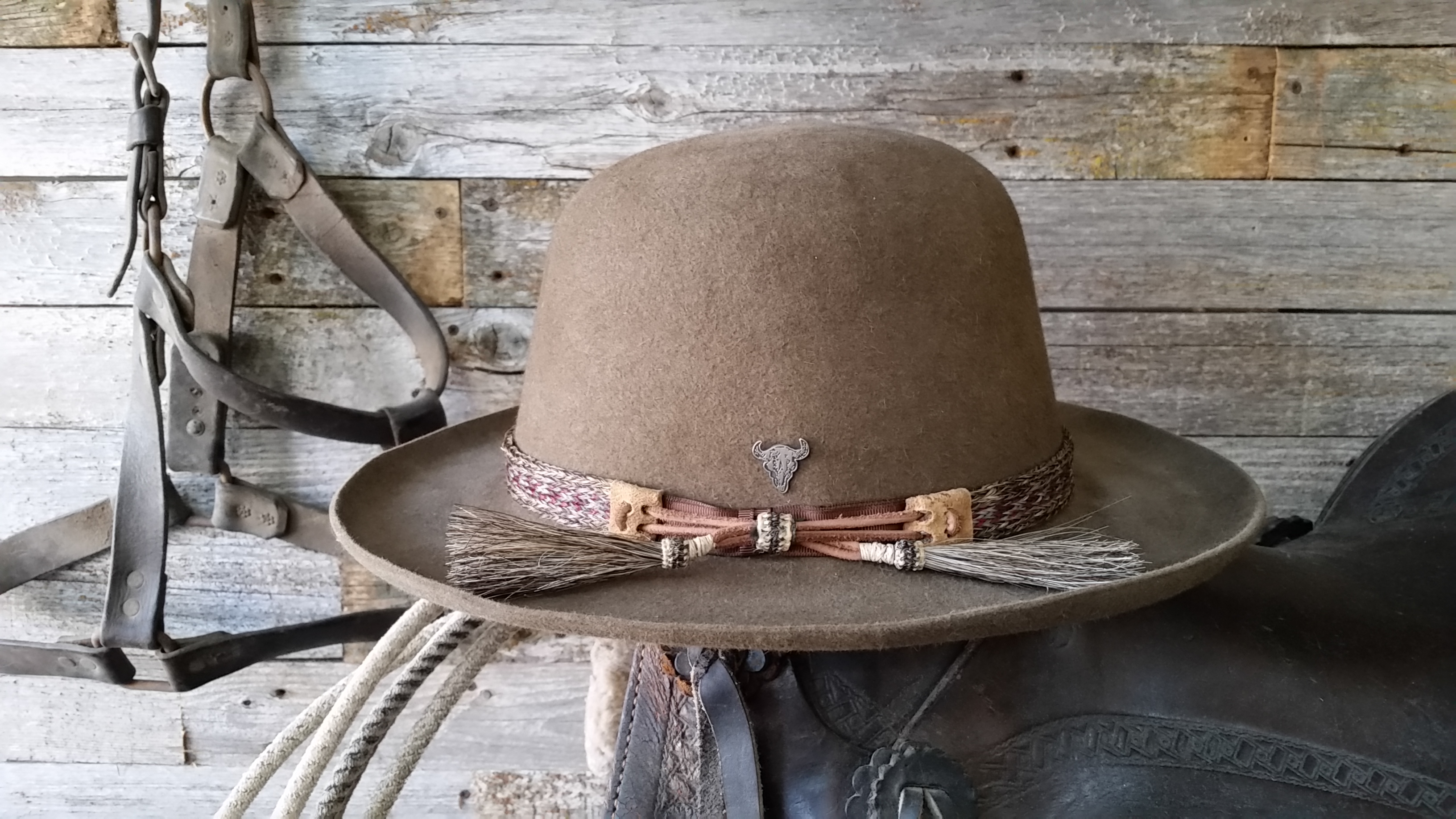Old Western Cowboy Hats - Staker Hats